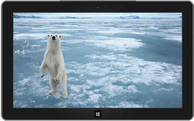 Arctic- libre Tema de Windows 7