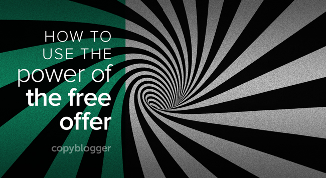 how to use the power of the free offer
