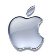 image of logo for Apple Computers