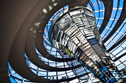image of Reichstag dome
