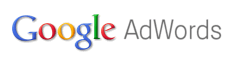 Logotipo de Google AdWords