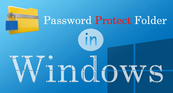how to create a password protected folder public_html